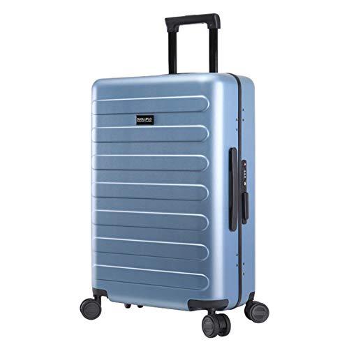 Luggage With TSA Lock Hardshell Lightweight Carry-on Uprights Suitcase 360° Silent Spinner Multidirectional Wheels…