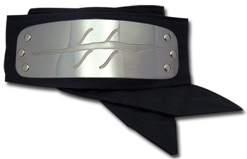 Naruto: Anti Mist Kiro Village Headband