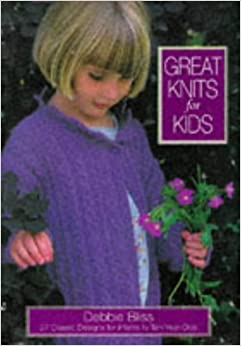 Book Great Knits for Kids: 25 Classic Designs for Birth to 10