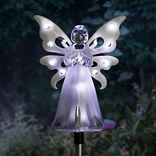Led Solar Cemetery Light