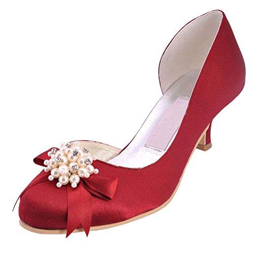 Kevin Fashion - Zapatos de boda a la moda Mujer Morado - morado