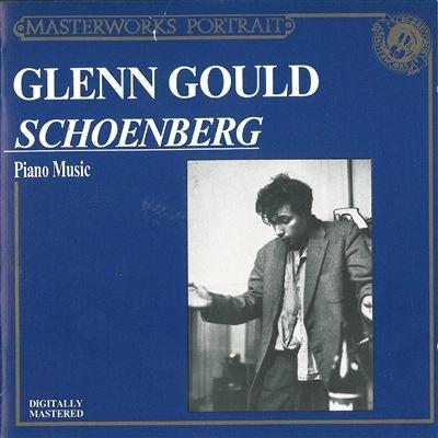 Schoenberg: Piano Music - Glenn Gould