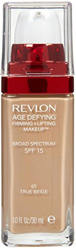 (Revlon Age Defying Firming and Lifting Makeup, True Beige (