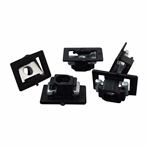 5 piezas de clips de reparación para reposabrazos 7703044129 para Renault 19 Megane Clio