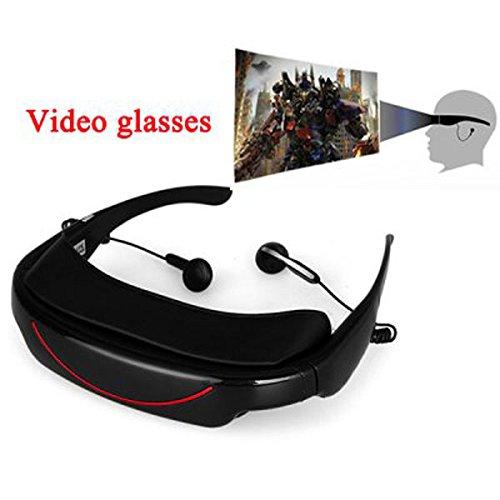 Großes Display 320 A 182,88 cm 16:9 virtuellen VG Radbrille Private Theater Videobrille mit 3D Stereoklang
