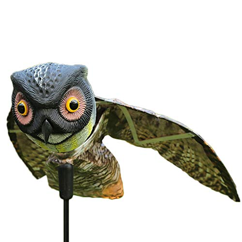 WAWLIVING Bird Repellent Deterrent Life-Size 40