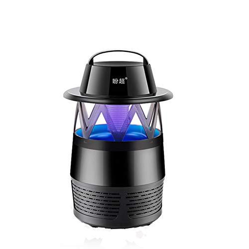 Yu2d  LED Indoor MosquitoKiller Trap Pest Control Lamp Black(Black) ()