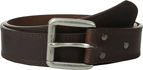 Ariat Men's Triple Stitch Belt,Dark Copper,42