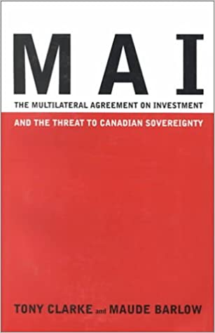 Amazon Mai The Multilateral Agreement On Investment And The
