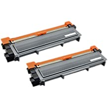 ESTON 2 Pack TN660 TN-660 HY Toner For Brother HL-L2320D HL-L2340DW HL-L2360DW HL-L2380DW