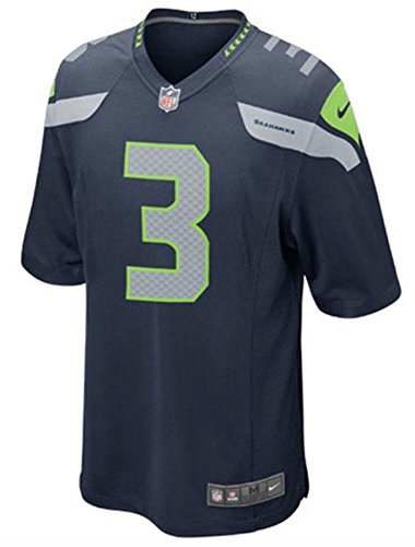 cb905e7b2cb ... usa nike russell wilson seattle seahawks nfl youth navy home on field  jersey. . officially