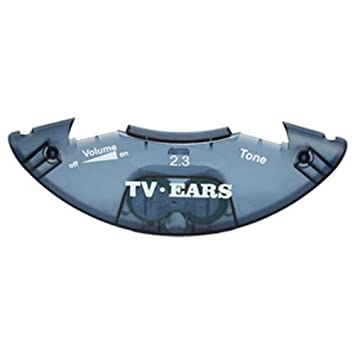 tv ears amazon. tv ears 40810 5.0 headset battery tv amazon l
