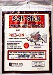 Pres-On Bulk Buy Pres On Mounting Board 9 inch x 12 inch B9 (3-Pack) by Pres-On
