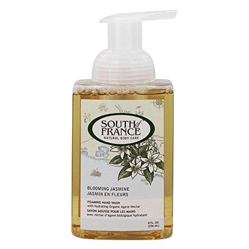 (South Of France Hand Wash Foam Blooming Jasmin, 8 oz)