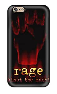 Fashionable Style Case Cover Skin For Iphone 6- Rage Against The Machine Music People Music