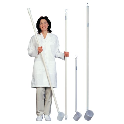 Bel-Art Long-Handled Dipper; 32oz, 12ft Handle, Plastic (F36782-0132) -