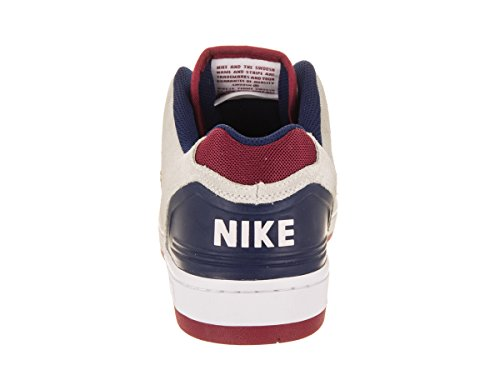 Marrone 44 EU Uomo 5 Low Pelle Air Sneakers II SB Suede Force NIKE fA1xSqR