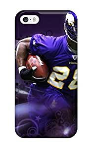 High-end Case Cover Protector For Iphone 5/5s(adrian Peterson Football )