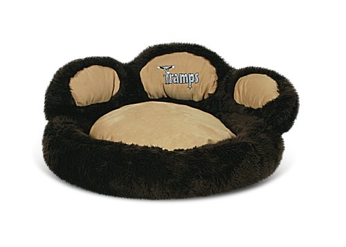 Scruffs Paw Pet Bed, Grizzly