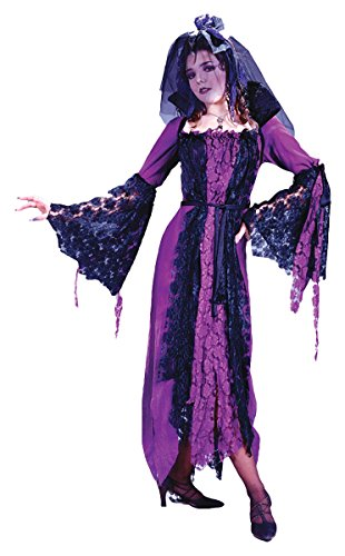 [Costumes For All Occasions Fw5024 Adult Dracula Bride One Size] (Bride Of Dracula Costumes)