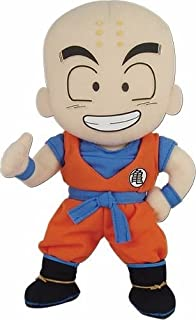 Great Eastern Dragon Ball Z Krillin Plush