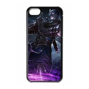 iPhone 5c Cell Phone Case Black League of Legends Shen 0 SH3815343
