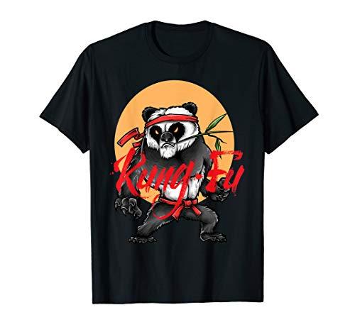 Kung Fu Zoo Crew Mixed Martial Arts Panda Wushu Quanfa