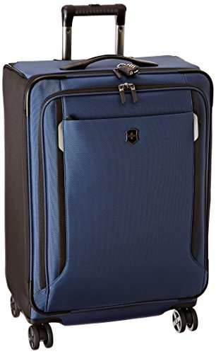 Victorinox Werks Traveler 5.0 WT 24 Dual-Caster, Navy Blue, One Size by Victorinox