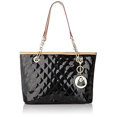 Black Quilted Handbags: Amazon.com : black quilted handbag - Adamdwight.com