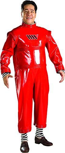 Oompa Loompa Adult Costume -
