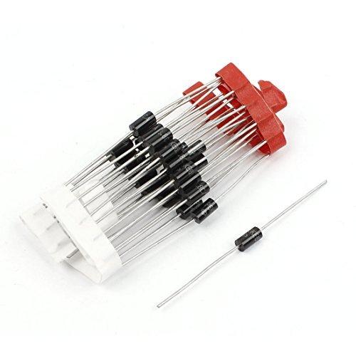 30 Pcs P6KE6.8CA D2A Transient Voltage Suppressor TVS Diodes 5.8V 1mA