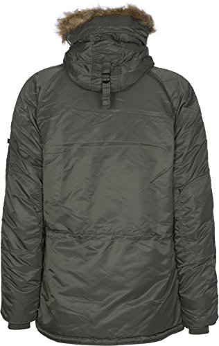 Homme Grey Alpha Alpha Manteau Alpha Manteau Manteau Grey Homme tH5xw6q0