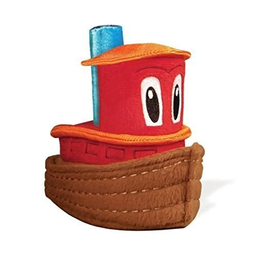 Scuffy the Tugboat Soft Toy]()