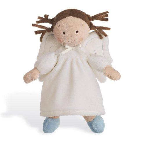 Doll North Infant American Bear (North American Bear Company Little Princess Angel Doll Brunette 10