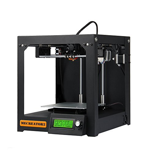 GIANTARM® 3D Printer Mecreator 2 Assembled household and office Desktop 3D printer with Strong Metal Frame Support multi-filament Geeetech Printers