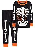 Carter's Baby Boy Girl Halloween Glow-in-The-Dark Costume Pajamas PJs (24M)