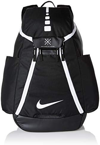 Nike Red Hoops Elite Max Air Team Basketball Backpacks