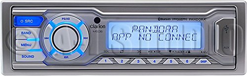 Clarion M505 Boating Radios primary