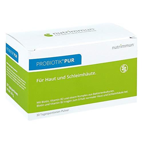 nutrimmun probiotik pur Pulver in Tagesportionen, 30 St. Beutel
