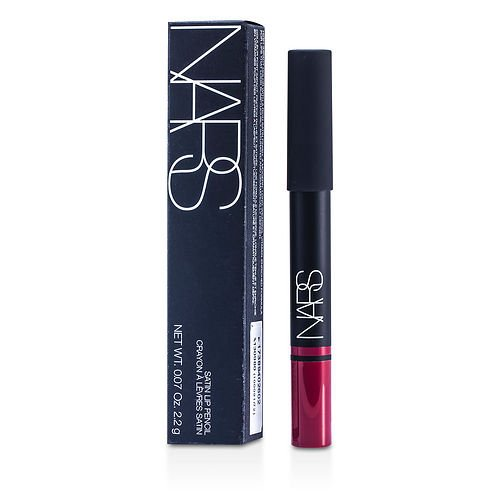 NARS by Nars Satin Lip Pencil - Hyde Park --2.2g/0.07oz for WOMEN ---(Package Of 2)