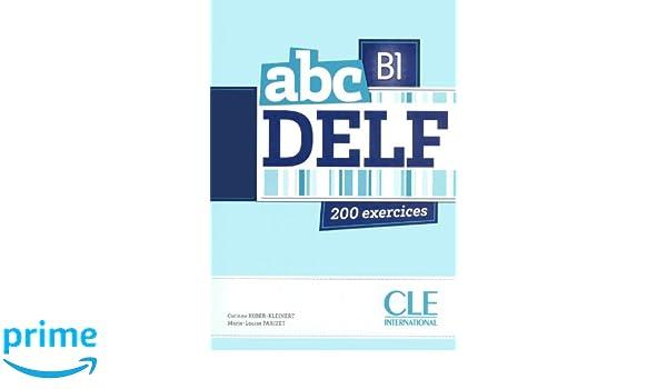 preparation a l'examen du delf b1 ebook
