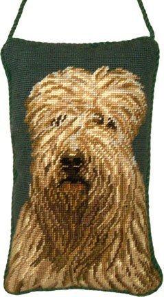 Wheaten Terrier Needlepoint - 7