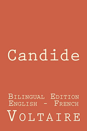 Candide: Candide: Bilingual Edition English - French