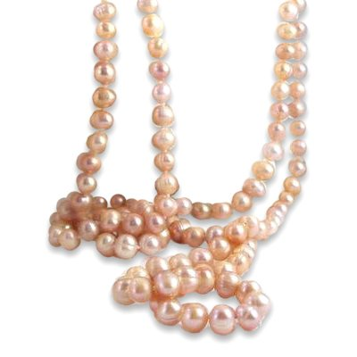 "Cultured Freshwater Pearl ""End"