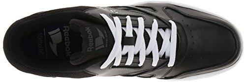 Reebok Heren Royal Bb4500 Lage Basketbalschoen Zwart / Wit / Uitstekend Rood