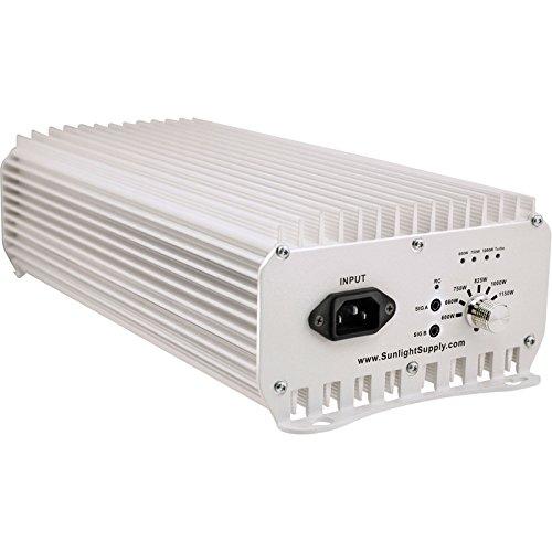 Sunlight Supply Sun System 1 Electronic Ballast - 1000 Watt, 120V/240V