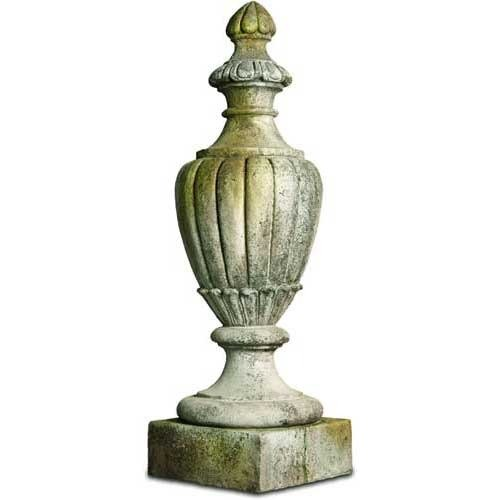 OrlandiStatuary FS8438 Pershing Finial Sculpture, 36