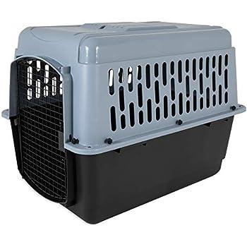 Amazon.com: jaxpety grande cubierto caja de perro perrera ...