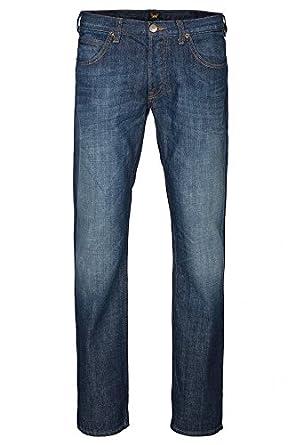 Lee Men/'s Jeans Luke Slim Tapered Blue W29 L34