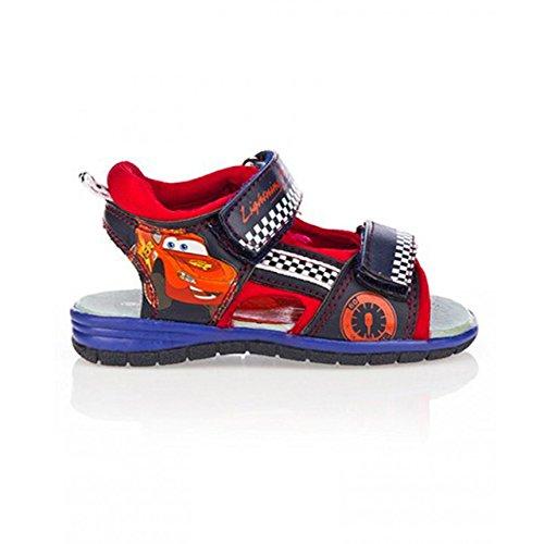 Sandales pour Garçon DISNEY CA100360-B1364 RED-NAVY